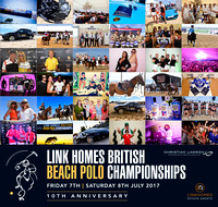 Link Homes British Beach Polo Championships 2017