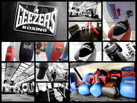 Steven Bendall WBU Boxing Gym