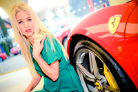Sam Lewis Mercedes Benz | Saxe Coburg | Ferrari | Hilton Location shoot